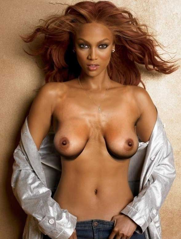 Tyra Banks Naked Pictures photo 7