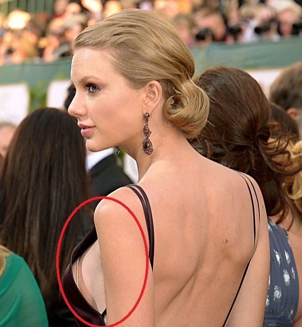 Wardrobe Malfunctions Pictures photo 26