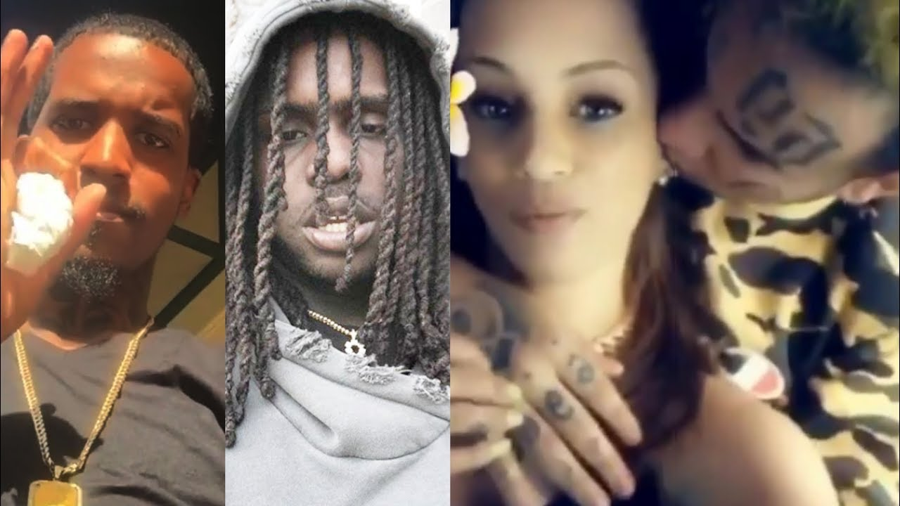 Who Is Chief Keef Baby Mama photo 18